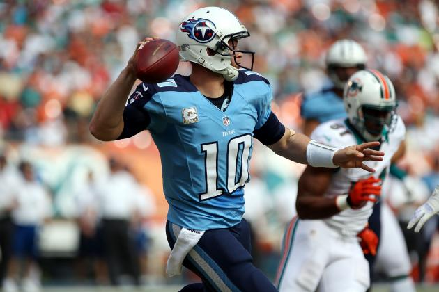 Why Jake Locker Is the NFL's Best Sophomore Quarterback