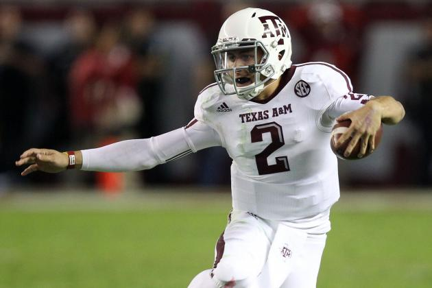 Heisman Candidates 2012: Why Johnny Manziel Hasn't Leapfrogged Collin Klein Yet