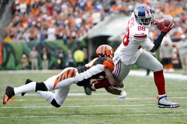 Why Hakeem Nicks Is the Key to Eli Manning Playing Well