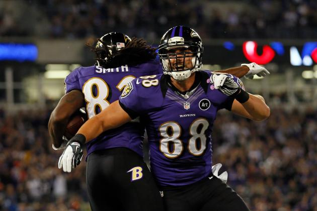 Dennis Pitta: Updated Fantasy Outlook and Analysis for Ravens TE