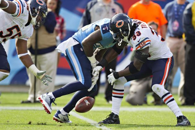 Houston Texans vs. Chicago Bears: Live Score, Highlights and Analysis
