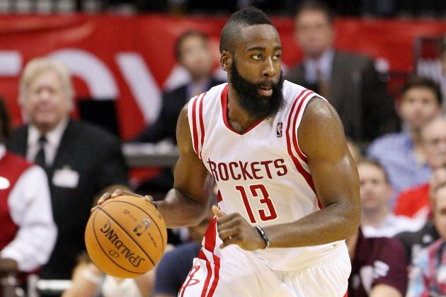 James Harden: What Star Must Do to Put Houston Rockets Back on Playoff Track