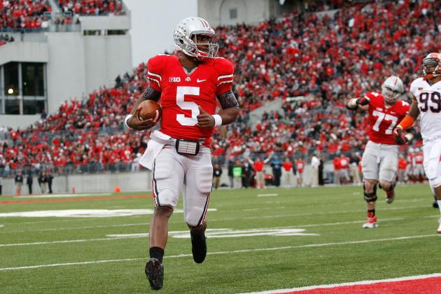 Ohio State Football: Why Braxton Miller Should Win Heisman Trophy
