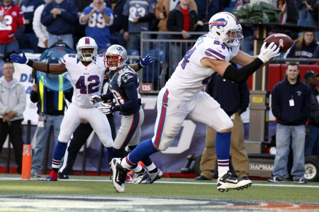 Scott Chandler: Updated Fantasy Outlook and Analysis for Bills TE