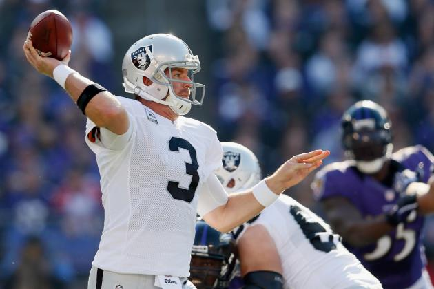 Oakland Raiders Recap: Defense Is Putrid Again in Blowout Loss to Ravens