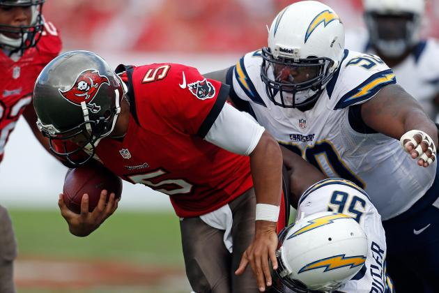 Buccaneers 34, Chargers 24