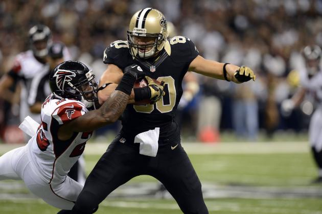 Jimmy Graham: Updated Fantasy Outlook After Monster Week 10 Performance