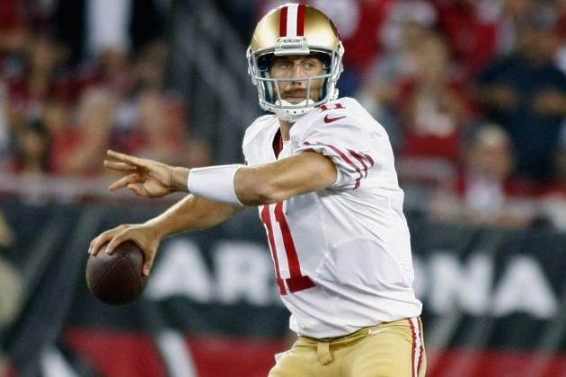 ESPN NFL Gamecast: St. Louis vs San Francisco
