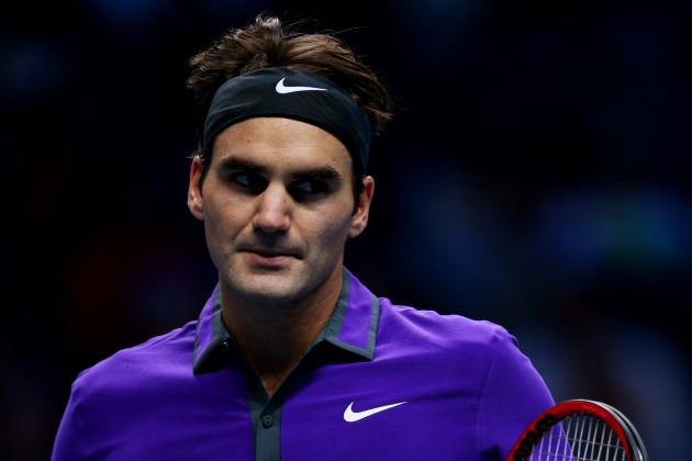 ATP World Tour Finals 2012: Day 7 Scores, Results and Recap
