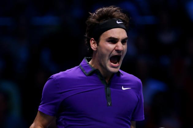 Roger Federer Beats Andy Murray, Plays Djokovic in ATP Final