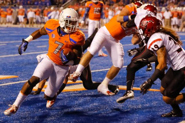 Boise State Football: Underrated Broncos Deserve Spot in BCS Rankings