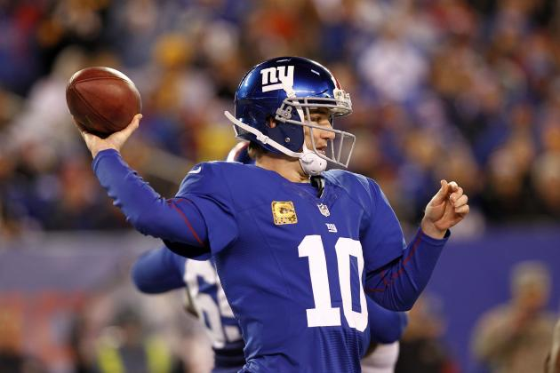 Fantasy Football: Is It Time to Put the New York Giants' Passing Game on Ice?