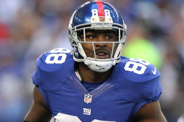 Hakeem Nicks: Updated Fantasy Outlook and Analysis for Giants WR