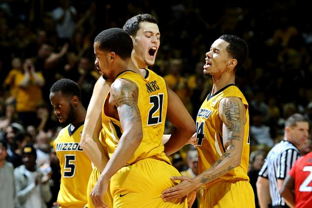 Bowers Leads Missouri to Victory in Season-Opener