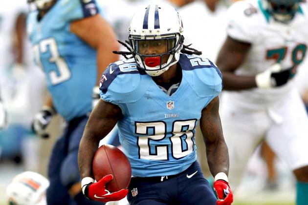 Titans vs. Dolphins: Chris Johnson and Titans D Run over Tannehill and Company