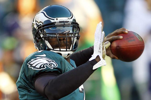 Michael Vick, Alex Smith Leave Games with Concussions