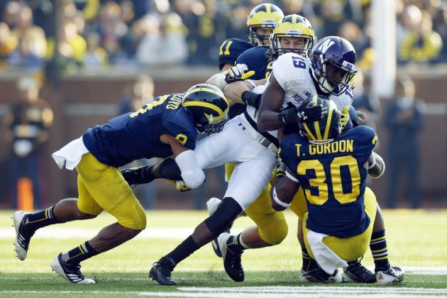 Michigan Football: Wolverines' Defense Must Step Up to Avoid Lackluster Finish