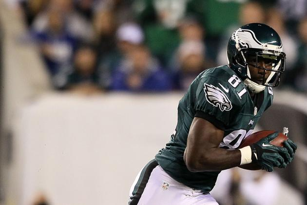 Eagles WR Jason Avant out for the Game with Hamstring Injury
