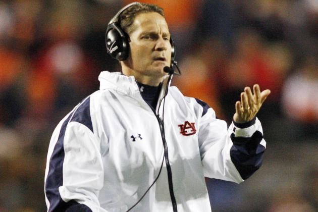 Auburn Football: Expectations Are at an All-Time Low for the Auburn Program