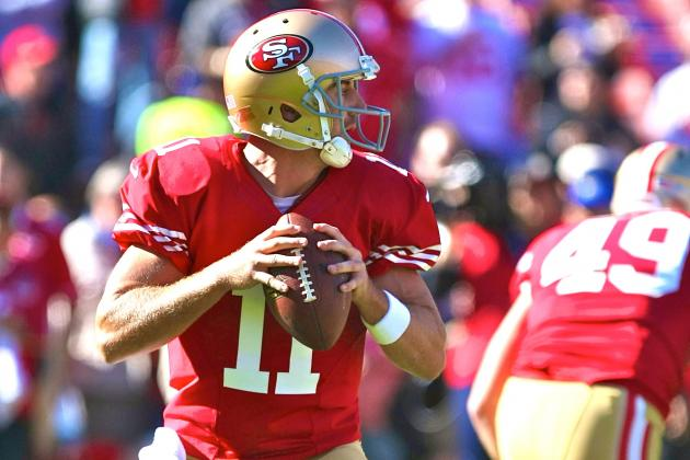 Alex Smith Injury: Updates on 49ers QB's Head Injury