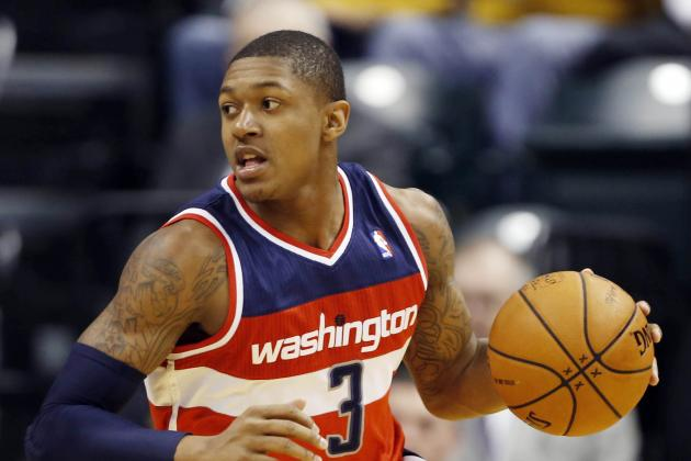 Flagrant Foul from Bradley Beal Is Downgraded