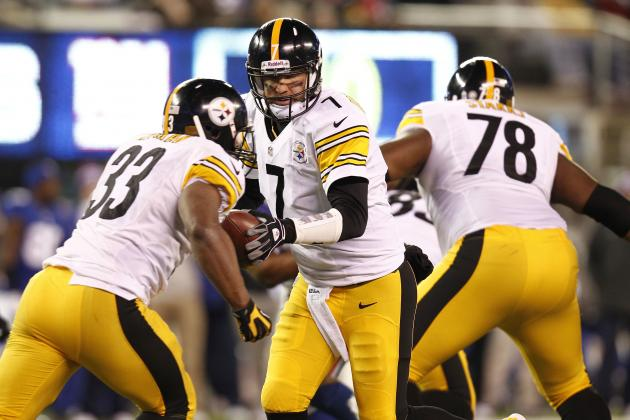 How Do the Pittsburgh Steelers Fit into NFL Playoff Picture After Week 10?