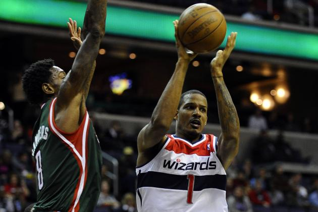 NBA: Bucks vs. Wizards