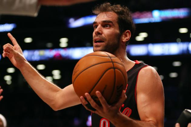 NBA Trade Rumors: Don't Expect Toronto to Find a New Team for Jose Calderon