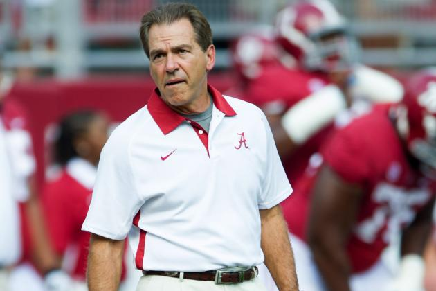 Is Loss to Texas A&M the Biggest Disappointment of Nick Saban's Career?