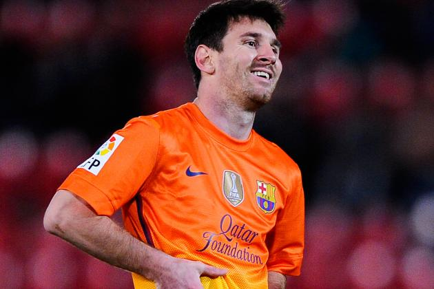 Messi Breaks Pele's Scoring Record