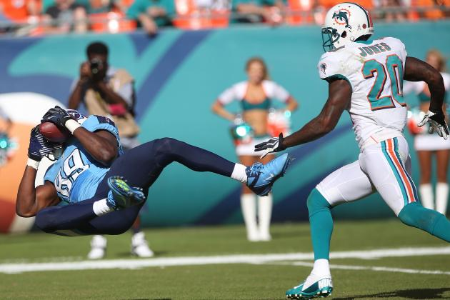 Miami Dolphins: The One Positive Light, the Secondary Improves Versus Titans