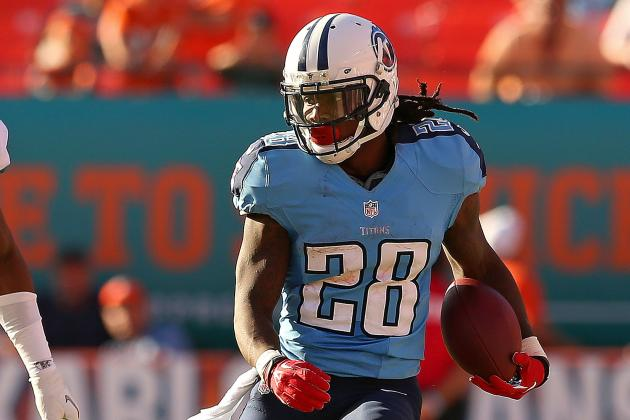 Chris Johnson Proves He Is Still Amongst NFL's Best in Win vs. Miami