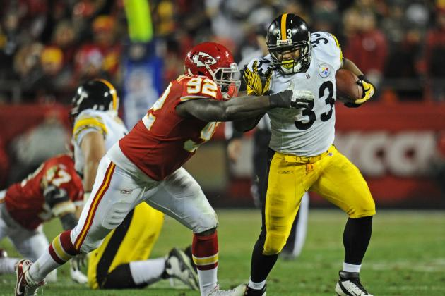 Chiefs vs. Steelers: Keys for Each Team to Win on Monday Night
