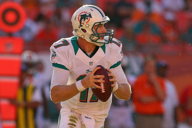 Miami Dolphins: Ryan Tannehill Shows Some Honorable Toughness