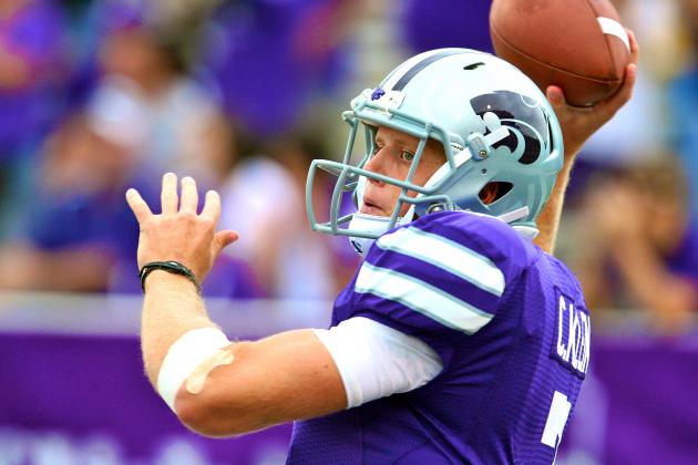 Heisman Trophy Watch: Collin Klein Leaves Door Open for Johnny Manziel