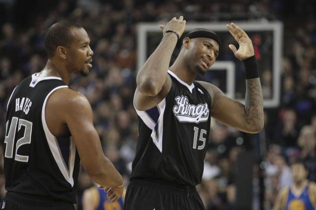 Sacramento Kings' DeMarcus Cousins Suspended After Altercation with Sean Elliott