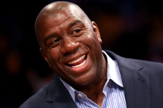 Magic Johnson Rips Mike Brown, Says He Wasn't Right