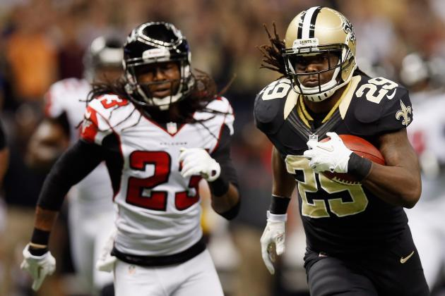 Falcons vs. Saints: Atlanta Folds, Again, in Divisional Rivalry