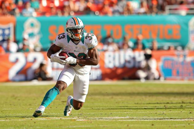 Miami Dolphins: Daniel Thomas Proves His Passing Game Potential