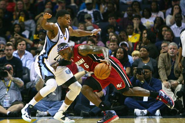 Miami Heat vs. Memphis Grizzlies: Live Score, Results and Game Highlights