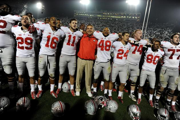 Ohio State Football: AP National Title Seems out of Reach for the Buckeyes