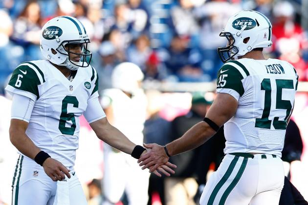 Buying or Selling Tim Tebow as an Upgrade over Mark Sanchez