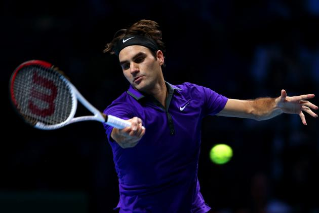 ATP World Tour Finals 2012 Score: Roger Federer Proves He's Ready for Title