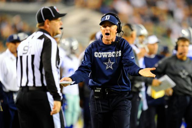 Jason Garrett: Cowboys Coach Must Continue Balanced Attack Down the Stretch