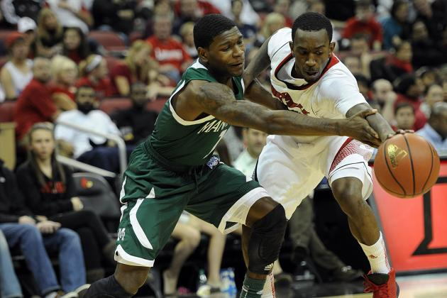 Russ Smith Plays Big: Louisville Starts the Season with a Win over Manhattan