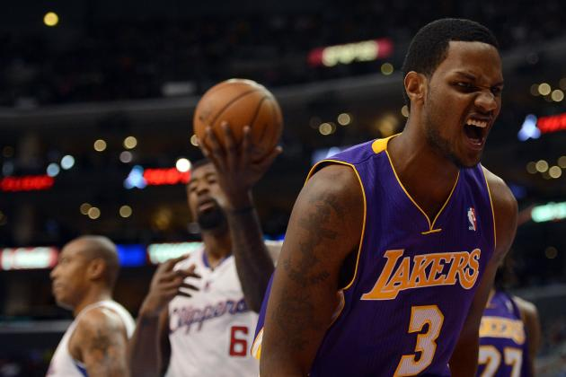 Scottie Pippen Can Be Good for the Lakers and Great for Devin Ebanks