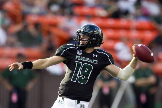 Hawaii Drops 7th Straight as Boise State Routs Warriors, 49-14