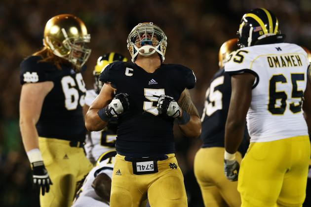 Will a 12-0 Notre Dame Team Really Get Screwed out of BCS Championship Game?