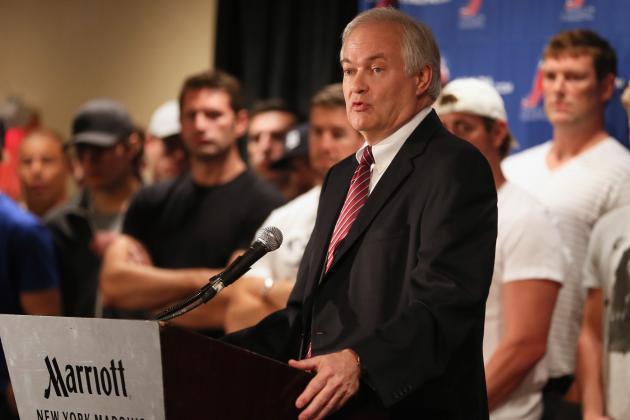 NHL Lockout 2012: NHLPA Head Donald Fehr Does Not 'See Path for Agreement'