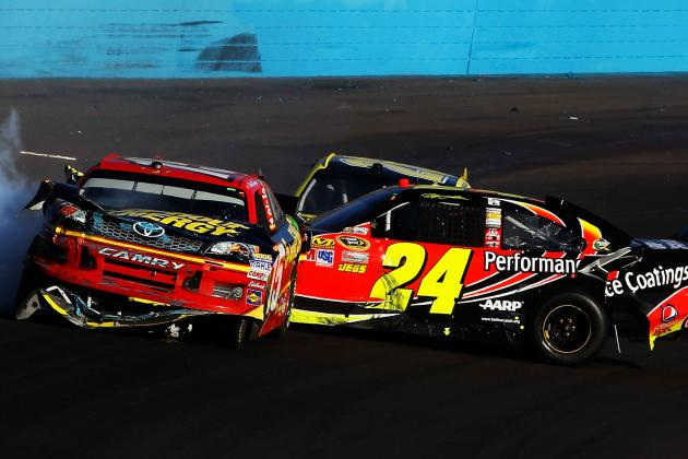NASCAR: Why Jeff Gordon Should Be Parked for the Chase's Final Race at Homestead